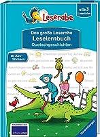 Das grosse Leserabe Leselernbuch: Quatschgeschichten - Leserabe ab der 1. Klasse - Erstlesebuch fuer Kinder ab 5 Jahren