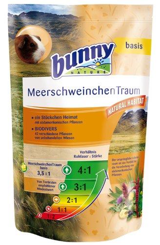 Bunny Nature MeerschweinchenTraum Basic - 1,5 kg