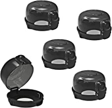 Cypropid Kitchen Stove Knob Covers, Baby Safety Gas Stove Knob Covers, Protection Locks for Child Proofing - 5 Pack