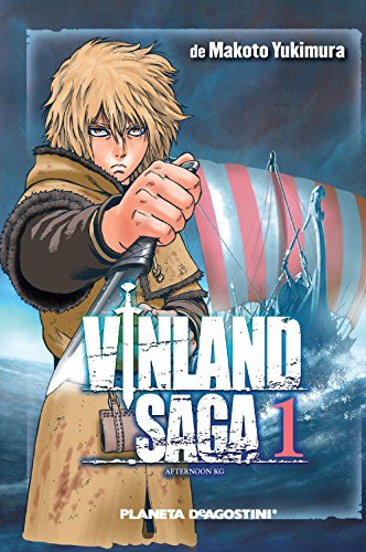 Vinland Saga nº 01 (Manga Seinen)