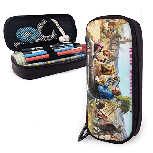 ファー クライ ニュードーン ペンケース おしゃれ ファッション バッグ 文具 化粧ポーチ 防水 旅行 大容量 筆袋 収納バッグ 多機能 学生 ペン袋 兼用 プレゼント ギフト