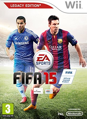 FIFA 15 Legacy Edition (Wii) auf deutsch spielbar
