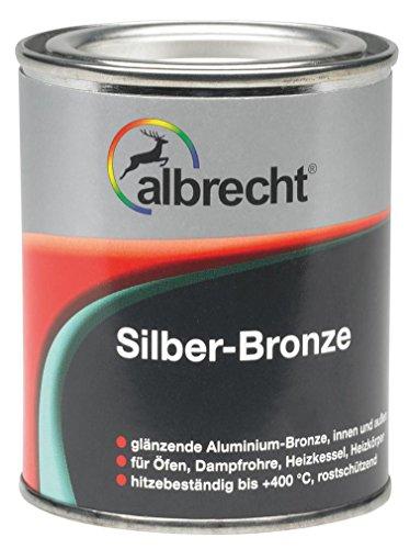 Lackfabrik J. Albrecht GmbH & Co. KG 3400606700000800125 Silber-Bronze 400 °C 125ml