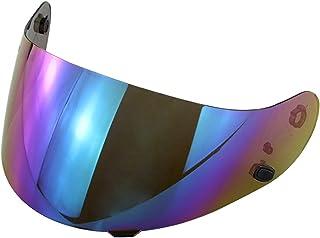 Viviance Motorhelm Lens schild vizier voor Hjc Cl-16 Cl-17 Cs-15 Cs-R1 Cs-R2 Cs-15 Fg-15 Tr-1 - kleurrijk