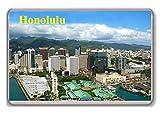 Photosiotas Honolulu imán para nevera