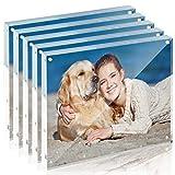 TWING Premium Acrylic Photo Frame Magnet Photo...