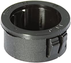 Hubbell-Raco 1492B10 Snap-In Stud Bushing 1/2-Inch, Pack of 10