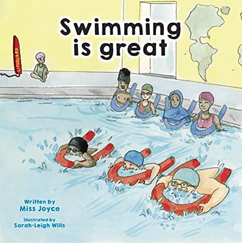 Swimming is great: Let Jean-Paul & friends help you prepare for your swimming lessons. (English Edition)
