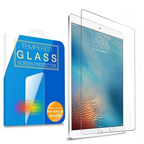 MS factory iPad Air 2019 10.5 ガラス フィルム ブルーライトカット 90% 旭硝子 強化ガラス 保護フィルム Air3 Pro10.5 ガラスフィルム アイパッド エアー プロ 90日 保証 FD-IPDP10-BLUE-AB