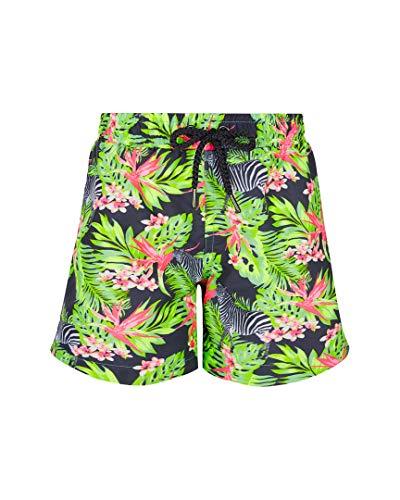 Sunuva Boys Swim Short, 11-12 Yrs Green