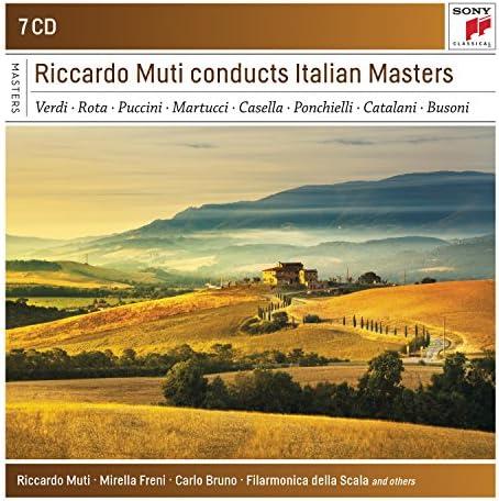 Riccardo Muti Conducts Italian Masters product image