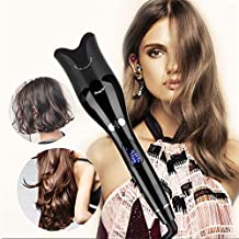 Styling Tools, Automatic Curling Iron Professional Hair Curler Products for All Hair Types (Color : Black)