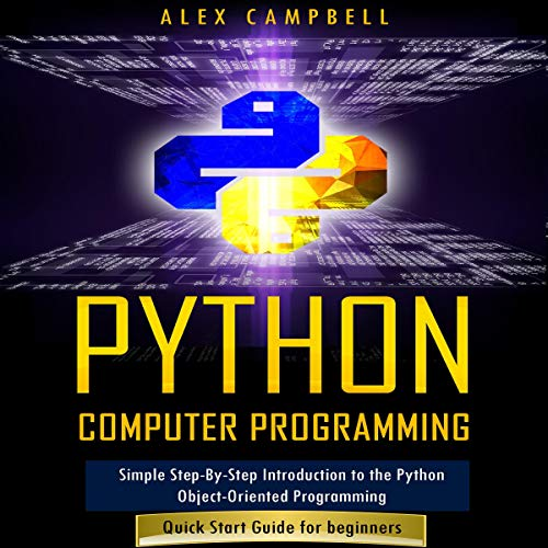 Python Computer Programming  By  cover art