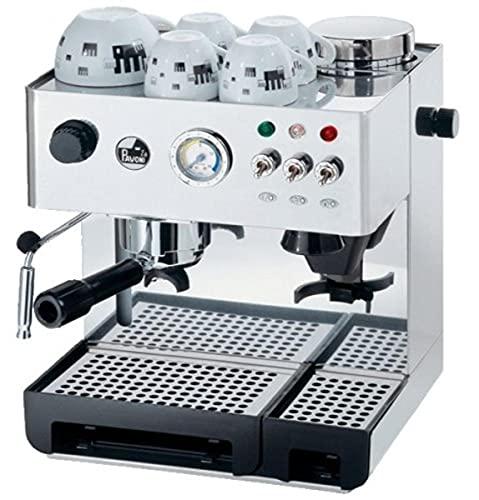 la Pavoni, 1000 W, 2 cups, acero inoxidable,...