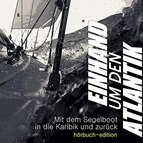 Einhand um den Atlantik Titelbild