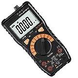 Youth Brand Multímetro Digital de Mano UA19B Inteligente de frecuencia del osciloscopio Digital de Resistencia del multímetro probador de diodos Multímetro Digital Voltaje Multímetro Tester