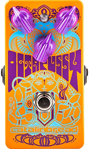 Catalinbread Octapussy Modern Octave Fuzz Guitar Effects Pedal