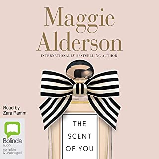 The Scent of You audiobook cover art