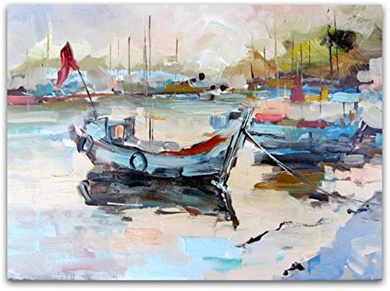 Las ventas en línea ahorran un 70%. QIAISHI Pintura al óleo Pintada a Mano decoración decoración decoración del hogar Pintura del Arte  Entrega rápida y envío gratis en todos los pedidos.