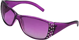 Ciclismo Deal MUX UV de Negro Protector de Lente Marco de plástico Gafas de Sol para Mujer