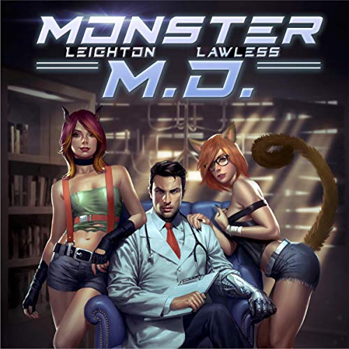 Monster M.D. cover art