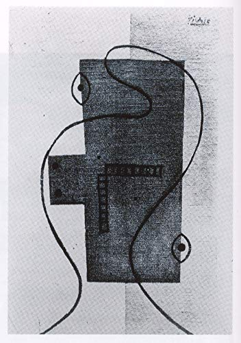 Pablo Picasso Head 1928 - Póster de la película de Pablo Picasso - Mejor impresión artística de calidad para decoración de pared, Canvas A1