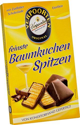 Kuchenmeister - Eierlikör Baumkuchenspitzen - 125g