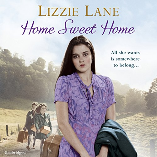 Home Sweet Home audiobook cover art