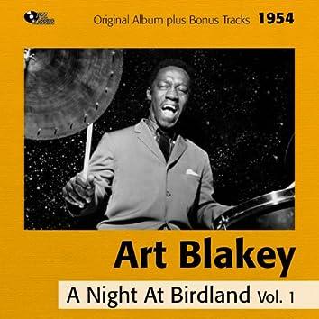 A Night At Birdland, Vol. 1 (Original Album Plus Bonus Tracks, 1954)