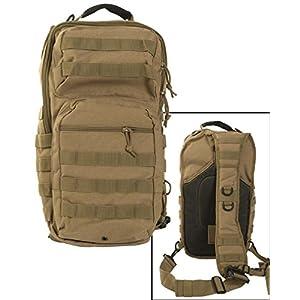 Mil-Tec EE.UU. Mochilla con un Tirante Assault Pack One-Strap Large Volumen 29 litros 1