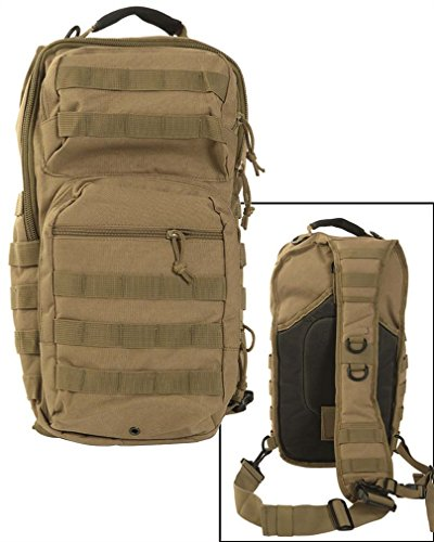 Mil-Tec One Strap Rugzak US Style Assault Pack