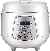 WALNUTA Rice Cooker électrique, Cuisinière en acier, multi-usage mijoteuse programmable, Sauté, Cocotte, marmite à soupe, ...