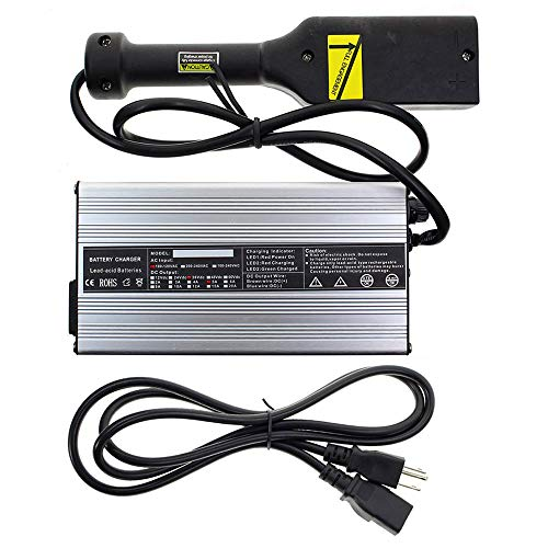 LIYYOO 36 Volt 5 Amp Powerwise Golf Cart Battery Charger for EZ-GO EZGO Fully Medalist