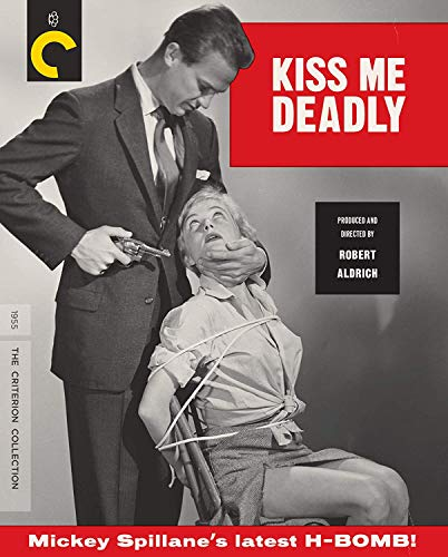 Sony Pictures - Kiss Me Deadly - Criterion Collection Blu-Ray (1 BLU-RAY)