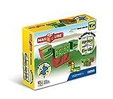 Geomag- Magicube Juguete de construcción, Multicolor, 6 Piezas (133) , color/modelo surtido