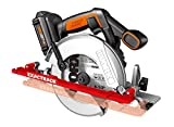 "The BEST CIRCULAR CUTTING MACHINE: WORX WX530L EXACTRACK 20V 6-1/2"" CIRCULAR SAW REVIEW"