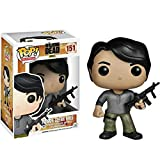 Funko Pop The Walking Dead Negan Carl Caja Original 10cm Figuras de Vinilo Juguetes para niños Model...