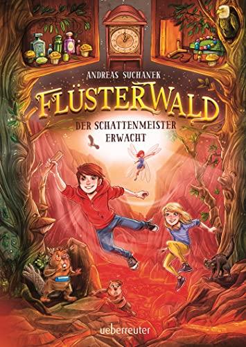 Flüsterwald - Der Schattenmeister erwacht (Flüsterwald, Bd. 4) (German Edition)