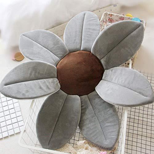 Delleu Neugeborenes Baby Bad Pad Badewanne faltbare blühende Badewanne Blume Badewanne für Baby blühende Spüle Bad für Baby Spielbad Sonnenblume Kissen Matte