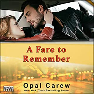 A Fare to Remember audiobook cover art