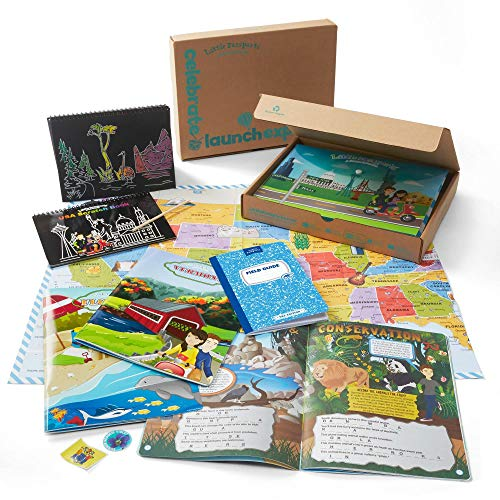 Little Passports USA Edition - Subscription Box for Kids   Ages 7-12