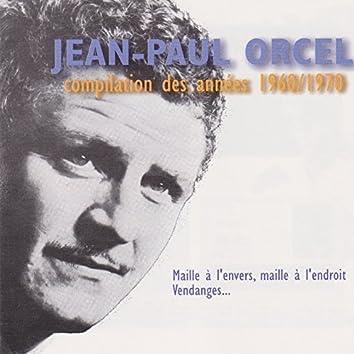 Jean-Paul Orcel Compilation (Des années 1960-1970)