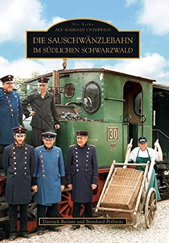 Die Sauschwänzlebahn im südlichen Schwarzwald