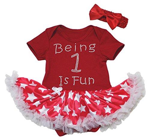 Petitebelle - Body - Bébé (fille) 0 à 24 mois Rouge Rouge - Rouge - 120