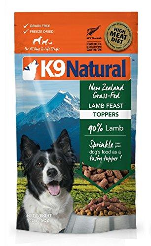 K9 Natural Freeze-Dried Dog Food Lamb 1.1 lbs