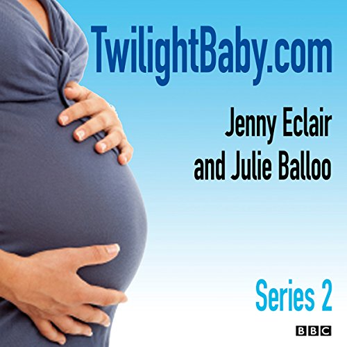TwilightBaby.com: Series 2                   By:                                                                                                                                 Jenny Éclair,                                                                                        Julie Balloo                               Narrated by:                                                                                                                                 Jenny Éclair,                                                                                        Kevin Eldon,                                                                                        Felicity Montagu                      Length: 1 hr and 8 mins     3 ratings     Overall 2.7