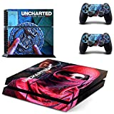 TSWEET Uncharted The Lost Legacy Ps4 Skin Sticker Calcomanía...