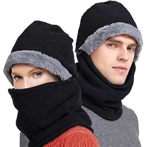 FIREOR Balaclava Face Mask Fleeced Hood