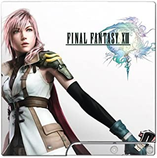 Final Fantasy XIII 13 Limited Edition Game Skin for PS3 Slim Sony Playstation 3 Slim Console