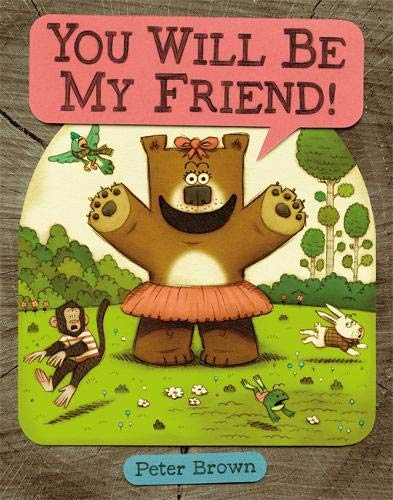 You Will Be My Friend!: 2